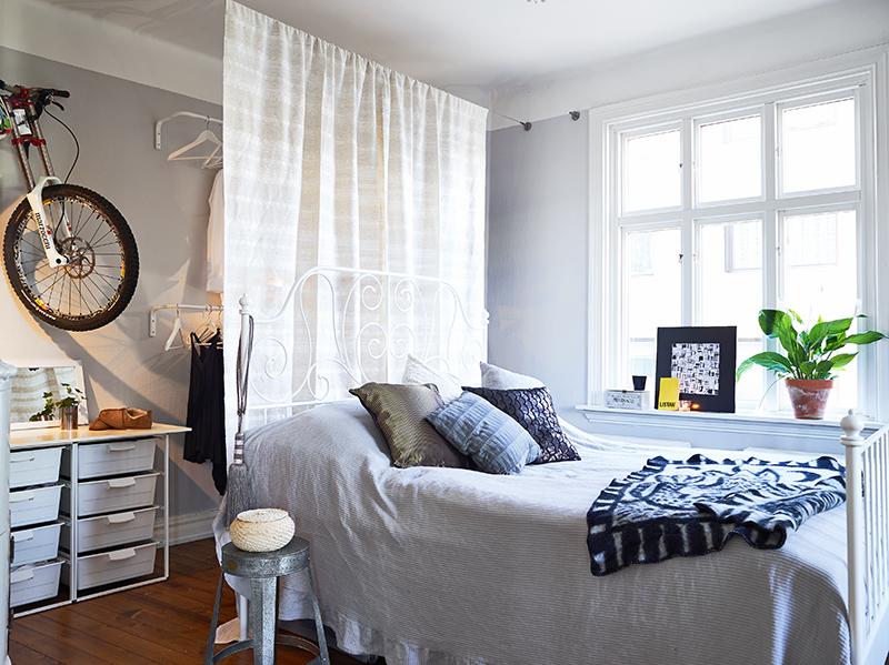 adelaparvu.com about one bedroom apartment in Sweden Photo Janne Olander (1)