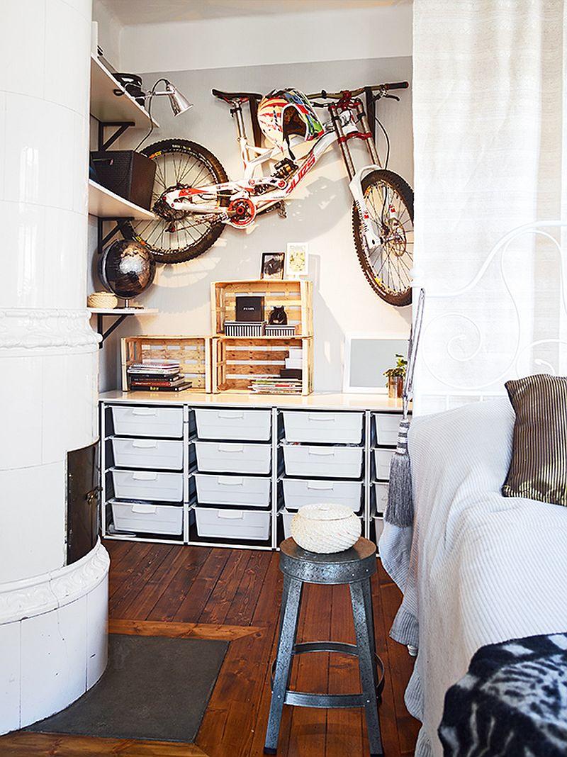 adelaparvu.com about one bedroom apartment in Sweden Photo Janne Olander (3)