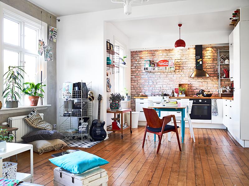 adelaparvu.com about one bedroom apartment in Sweden Photo Janne Olander (4)