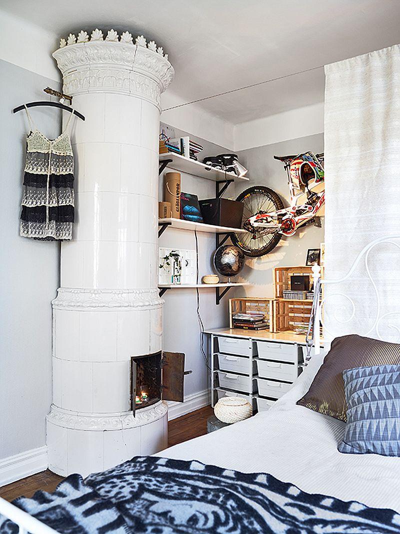 adelaparvu.com about one bedroom apartment in Sweden Photo Janne Olander (5)