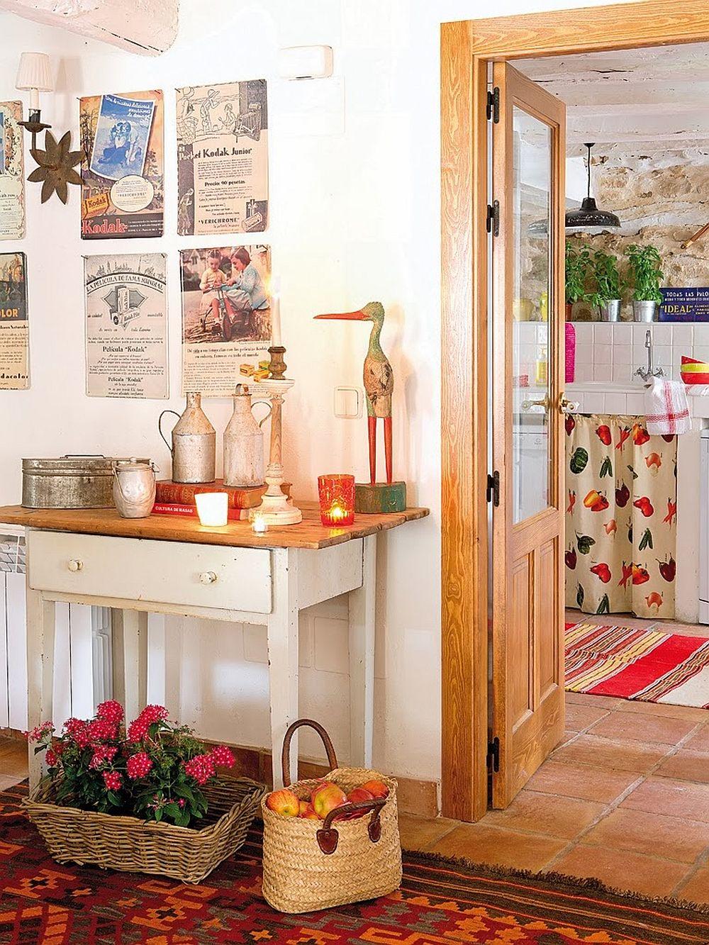 adelaparvu.com about rustic home designers Lola Rodríguez and Eugenia Mateos Photo Micasa (8)