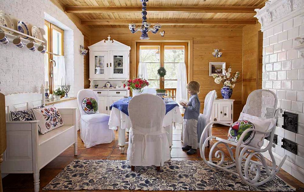 adelaparvu.com about rustic house in white and blue Photo Aneta Tryczynska(1)