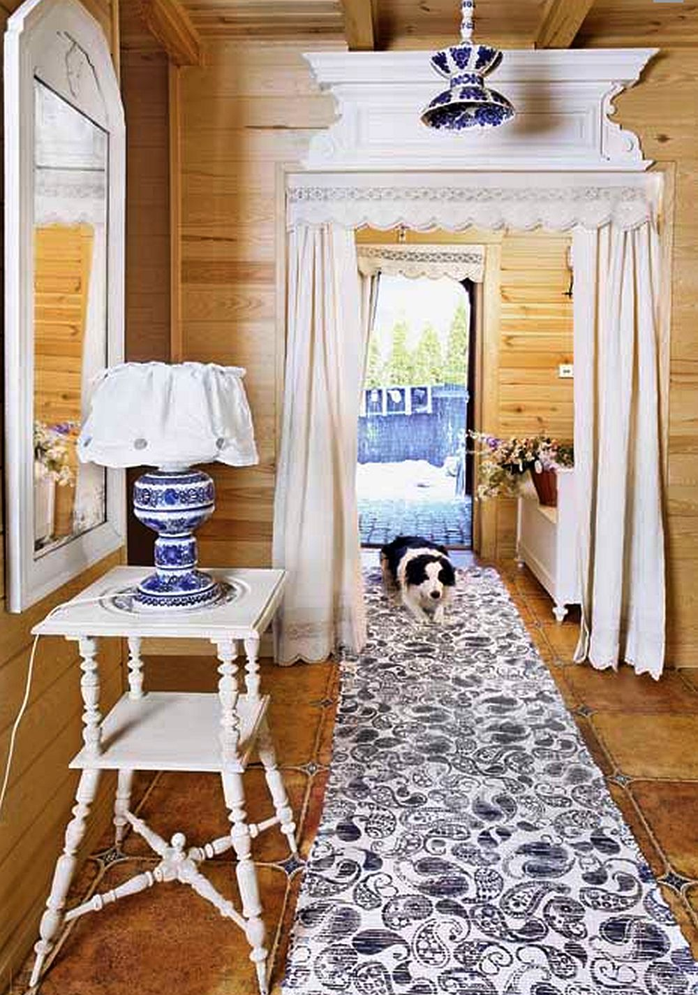 adelaparvu.com about rustic house in white and blue Photo Aneta Tryczynska(10)