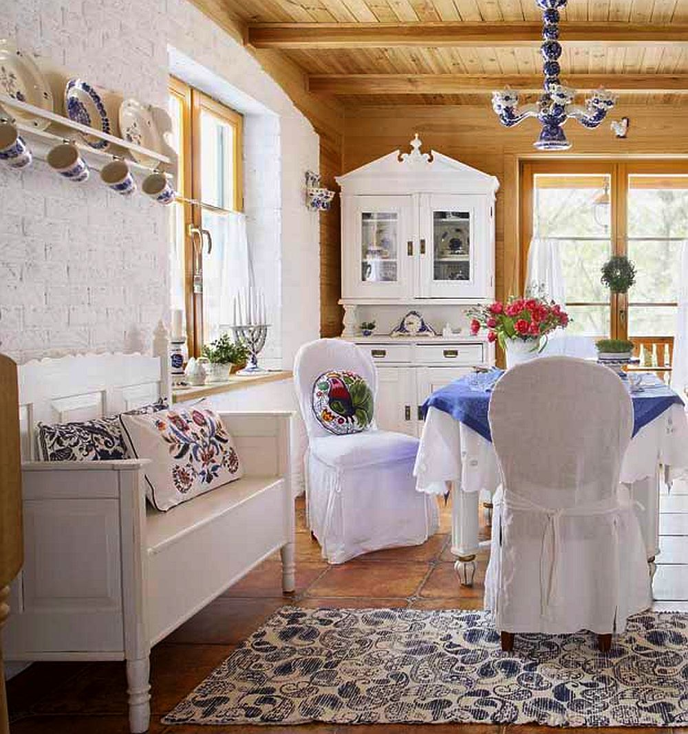 adelaparvu.com about rustic house in white and blue Photo Aneta Tryczynska(2)
