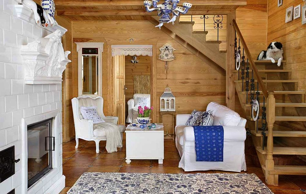 adelaparvu.com about rustic house in white and blue Photo Aneta Tryczynska(5)
