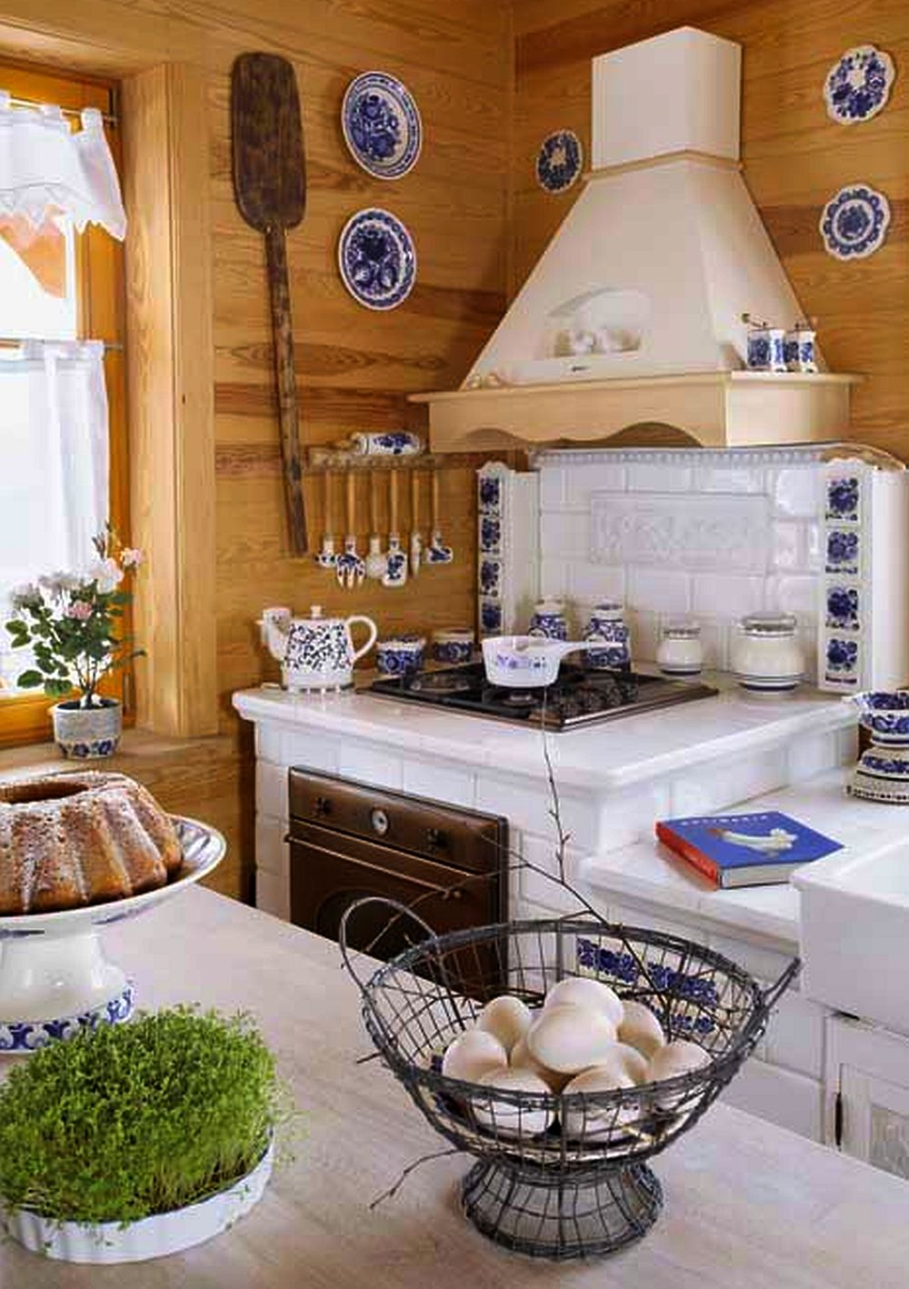 adelaparvu.com about rustic house in white and blue Photo Aneta Tryczynska(7)