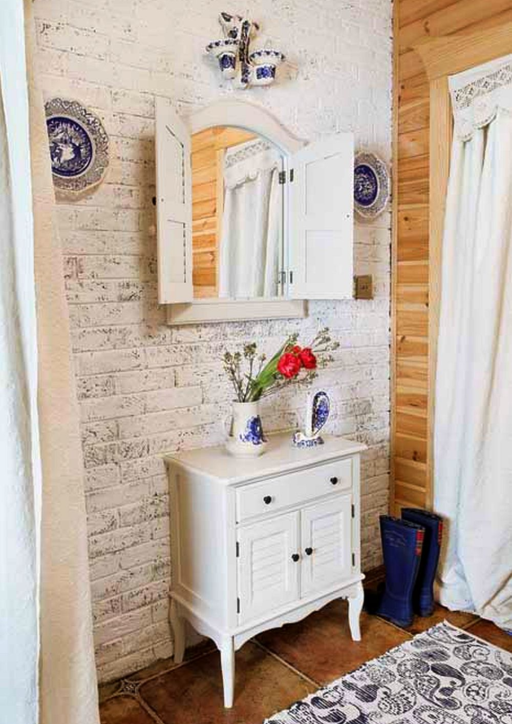 adelaparvu.com about rustic house in white and blue Photo Aneta Tryczynska(9)