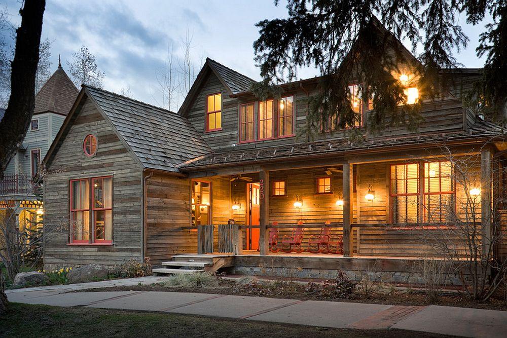 adelaparvu.com  casa de lemn cu interior de poveste Design Rufenacht Interiors Foto Rob Greenspan (1)