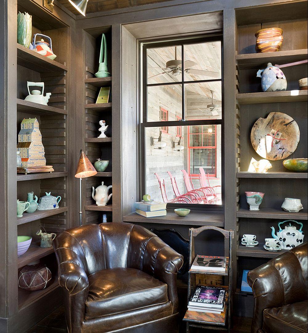 adelaparvu.com  casa de lemn cu interior de poveste Design Rufenacht Interiors Foto Rob Greenspan (10)