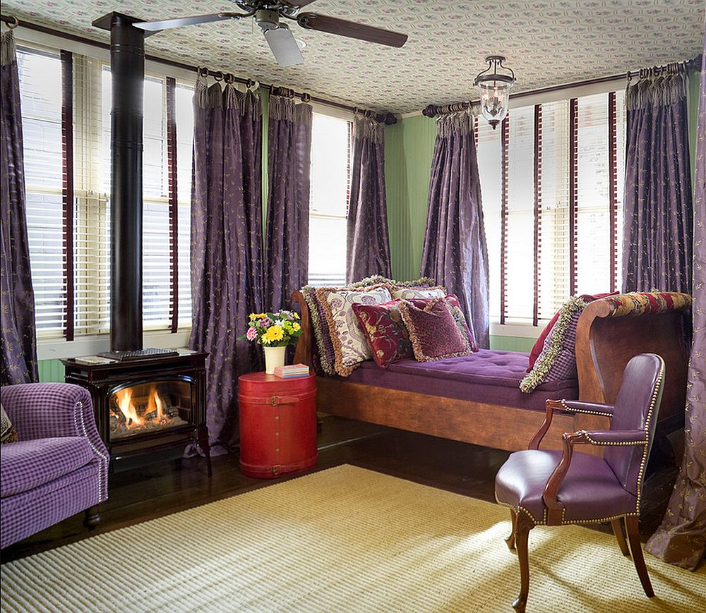 adelaparvu.com  casa de lemn cu interior de poveste Design Rufenacht Interiors Foto Rob Greenspan (12)