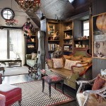 adelaparvu.com  casa de lemn cu interior de poveste Design Rufenacht Interiors Foto Rob Greenspan (4)
