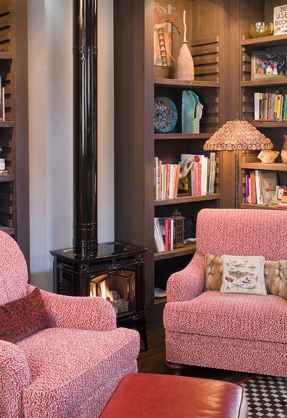 adelaparvu.com  casa de lemn cu interior de poveste Design Rufenacht Interiors Foto Rob Greenspan (6)