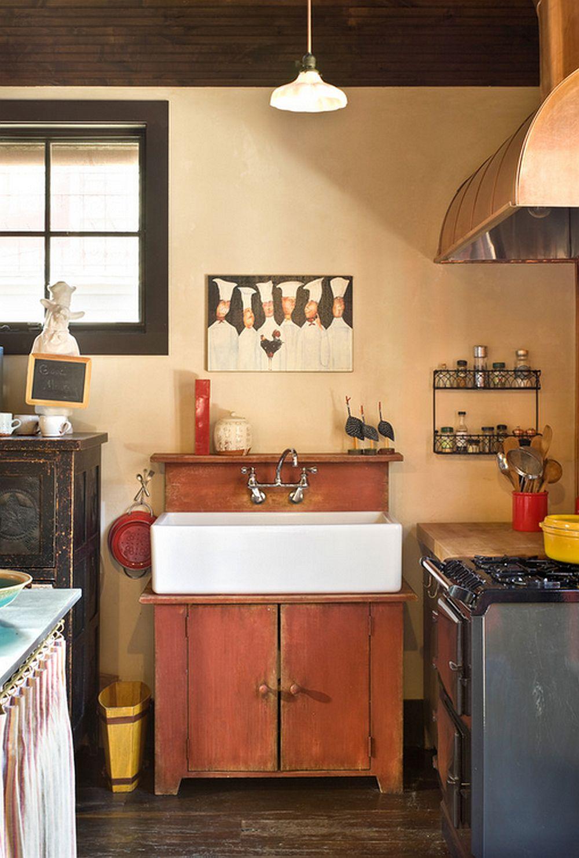 adelaparvu.com  casa de lemn cu interior de poveste Design Rufenacht Interiors Foto Rob Greenspan (9)