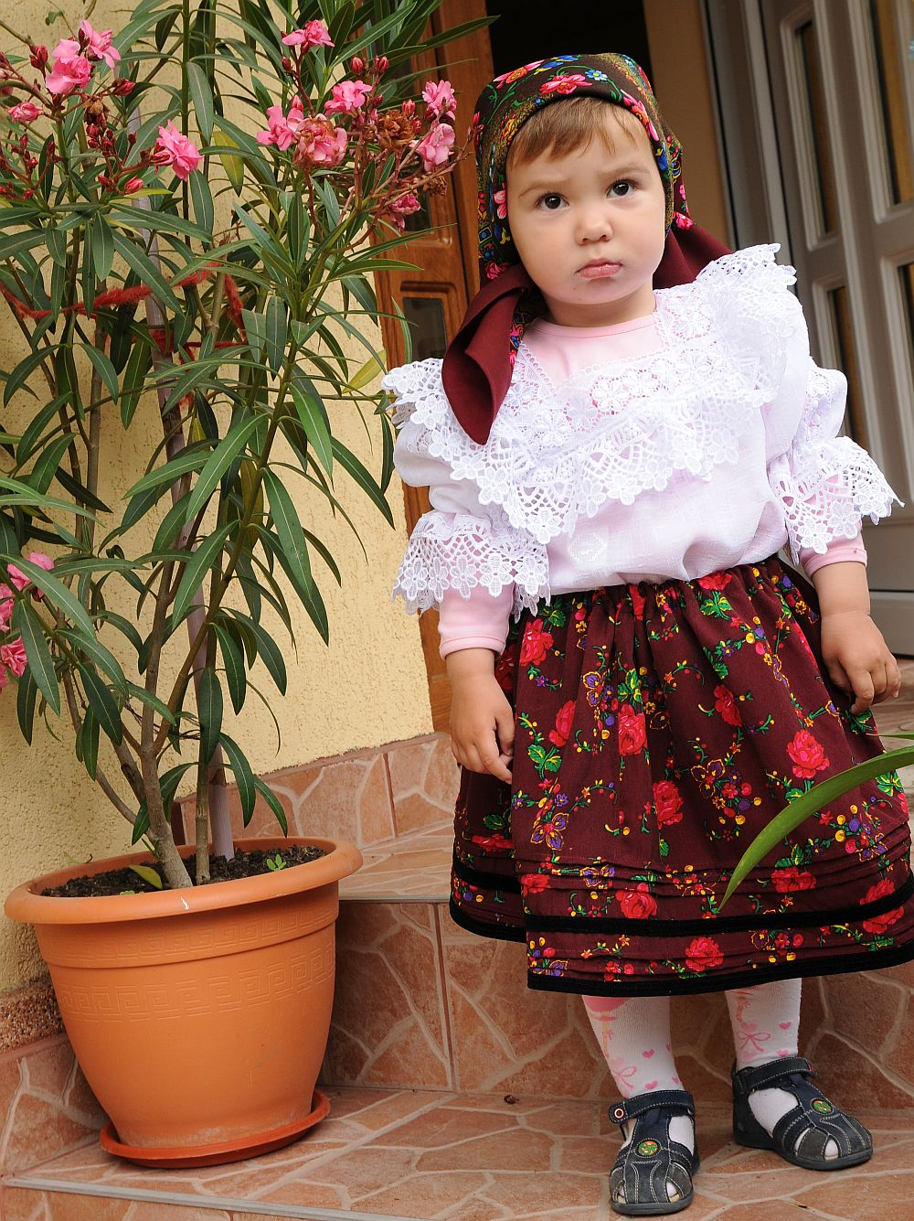 Maria Alexandra Pop nepoata Anunței Stan