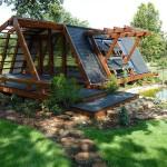 Casa Soleta proiectata de echipa lui Catalin Butmalai