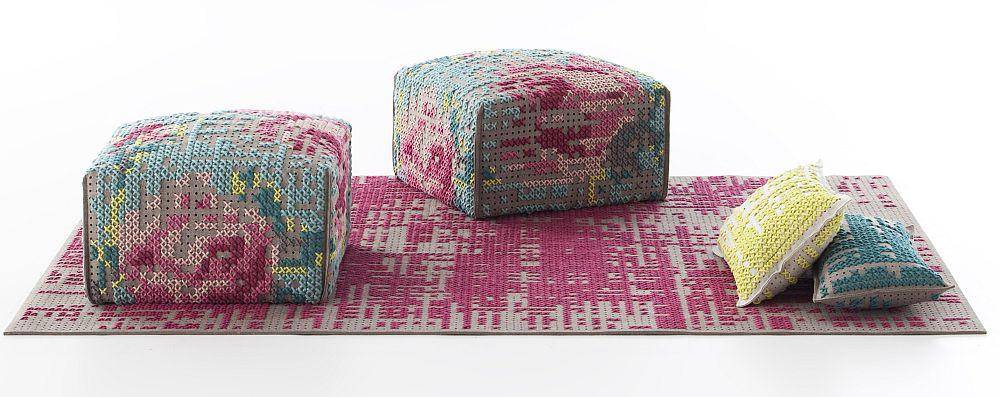 Colectia Canevas Spaces Designer Charlotte Lancelot, Gan Rugs