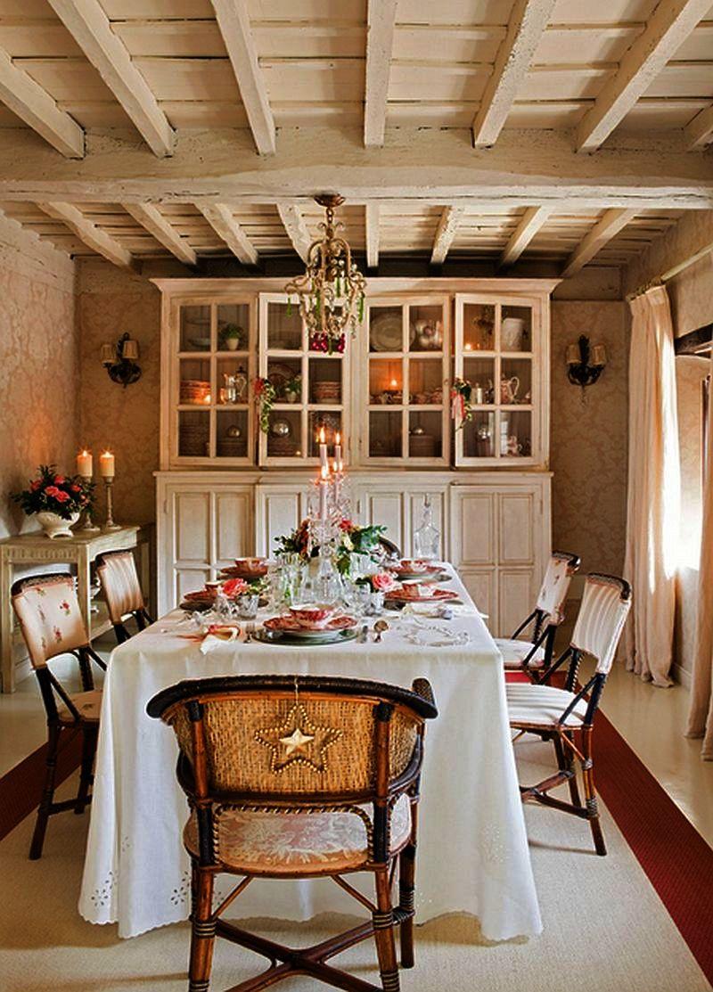 adelaparvu.com despre Craciun in nuante pastelate de roz si verde Foto ELMueble (12)