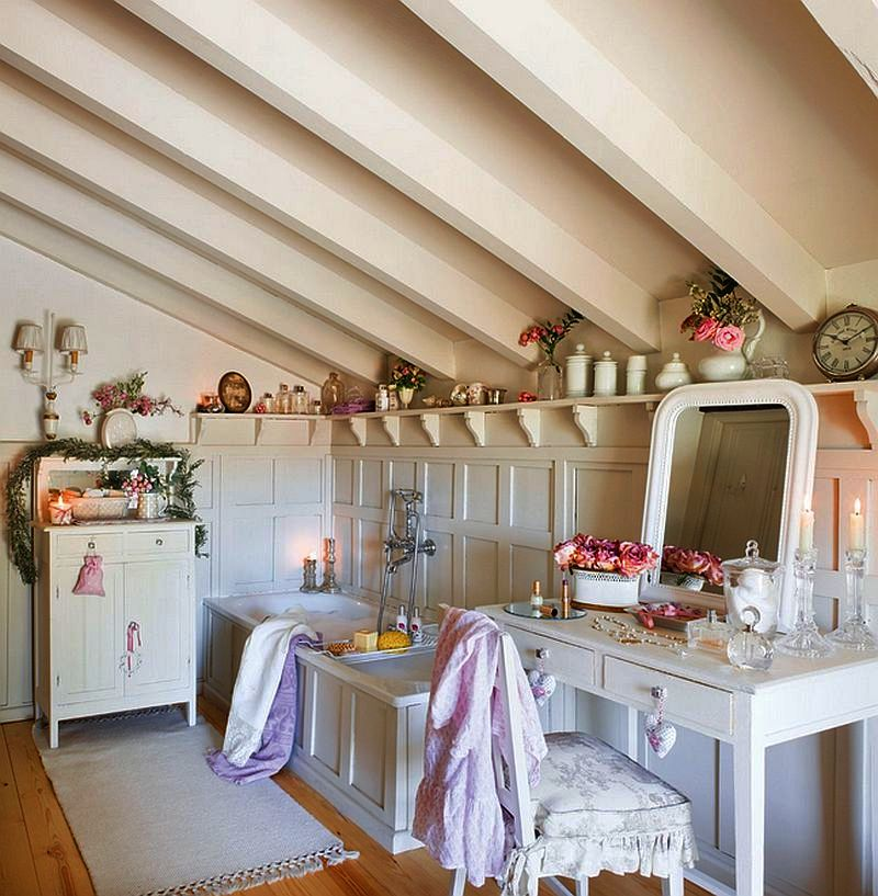 adelaparvu.com despre Craciun in nuante pastelate de roz si verde Foto ELMueble (13)