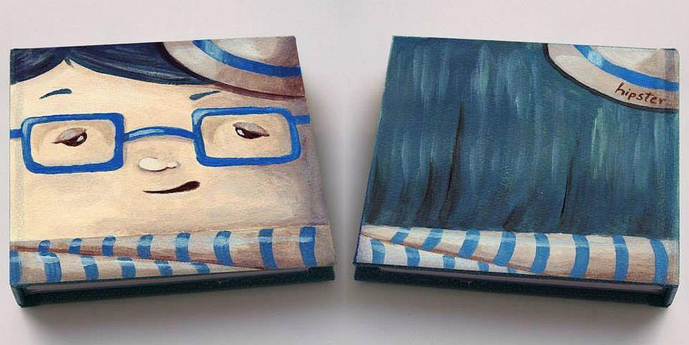 adelaparvu.com despre Cuteoshenii Artist Andra Badea (2)