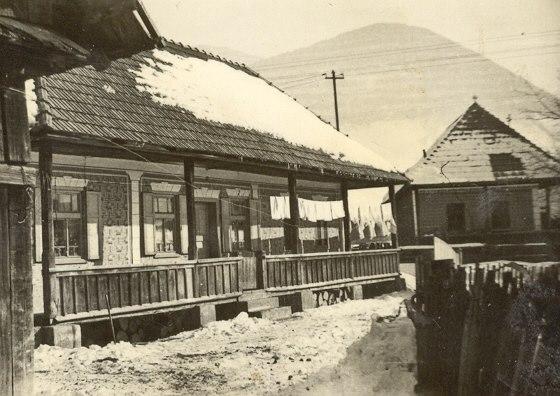 Casa veche din Sangeorz-Bai