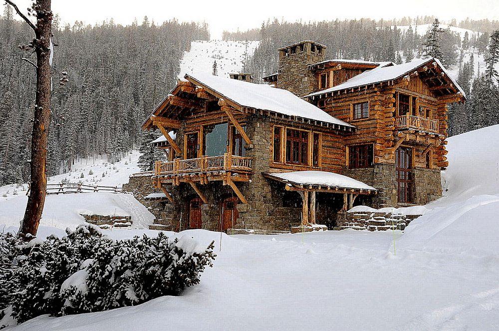 adelaparvu.com despre cabana de ski Design Peace Design Foto Ralph Kylloe (1)