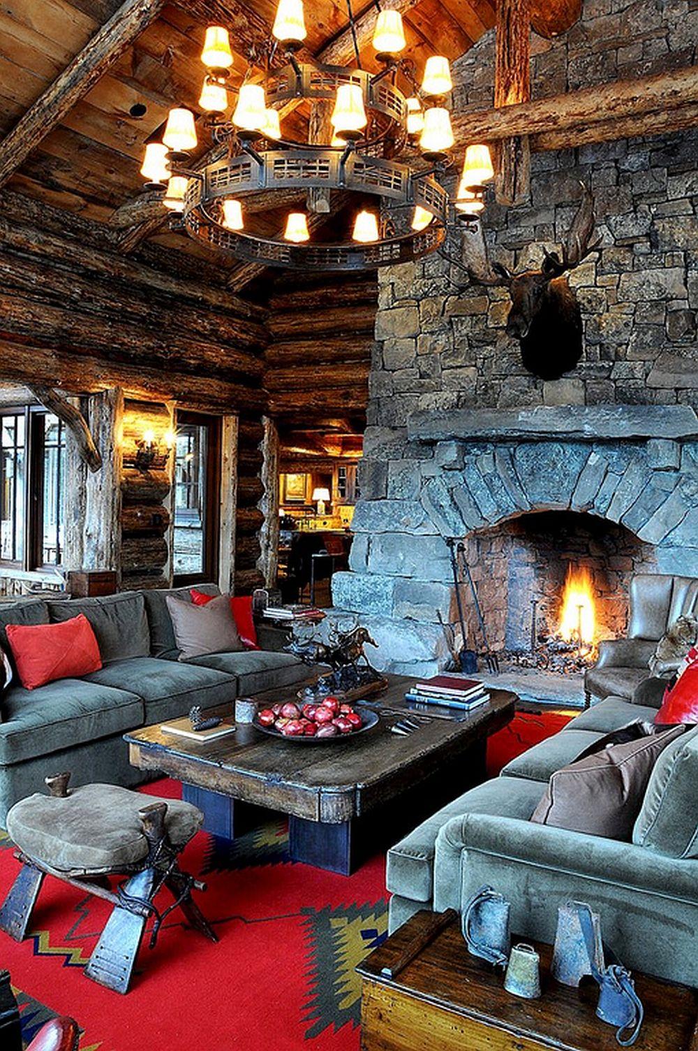 adelaparvu.com despre cabana de ski Design Peace Design Foto Ralph Kylloe (6)