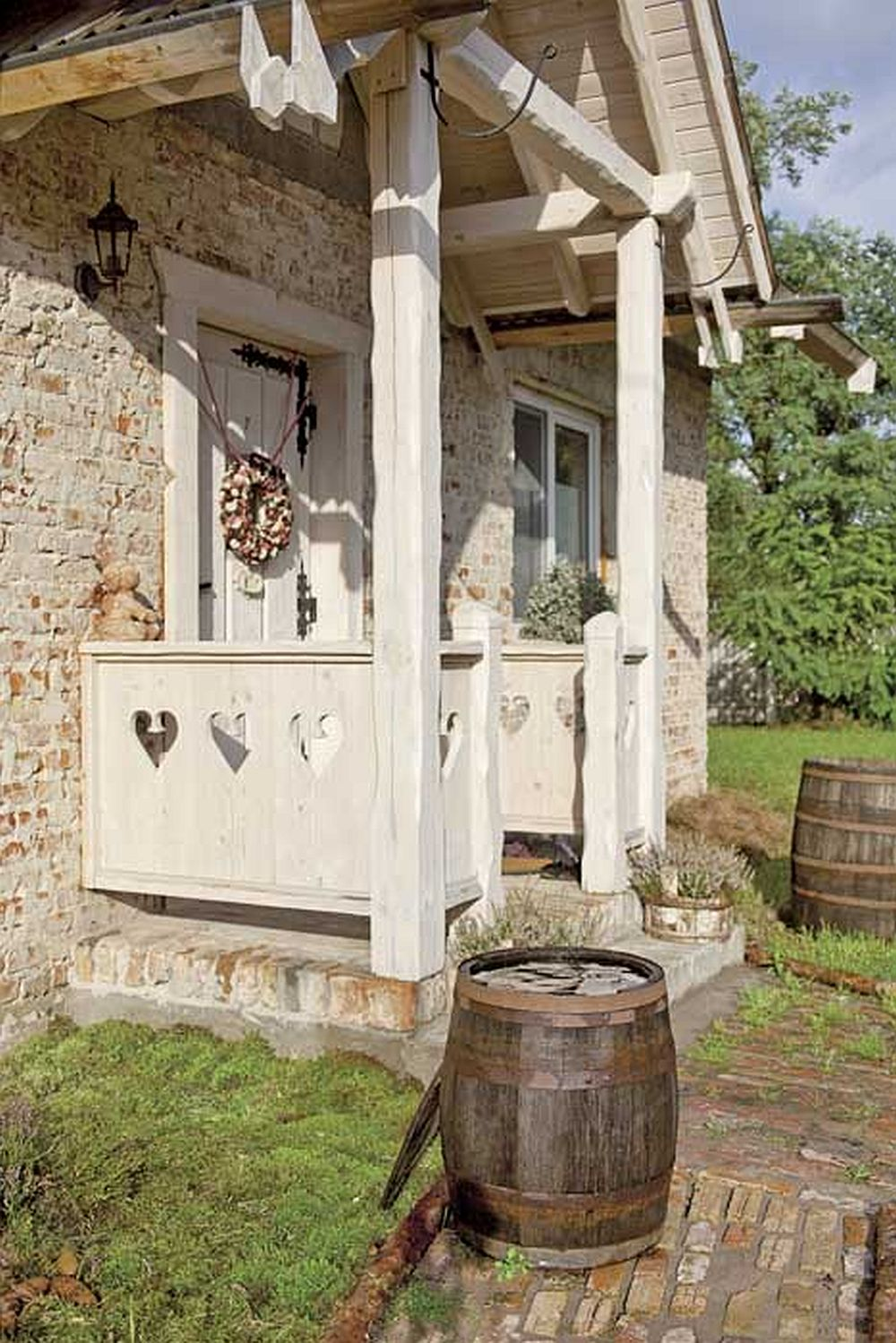 adelaparvu.com despre casa rustica din caramida Foto Alexander Rutkowski (18)