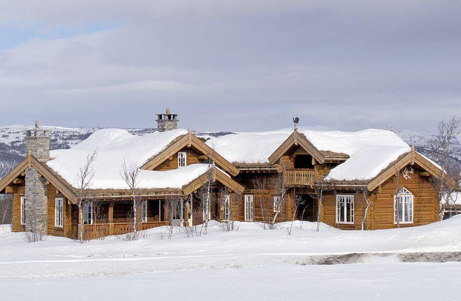 adelaparvu.com despre casa veche din Halligdal (3)