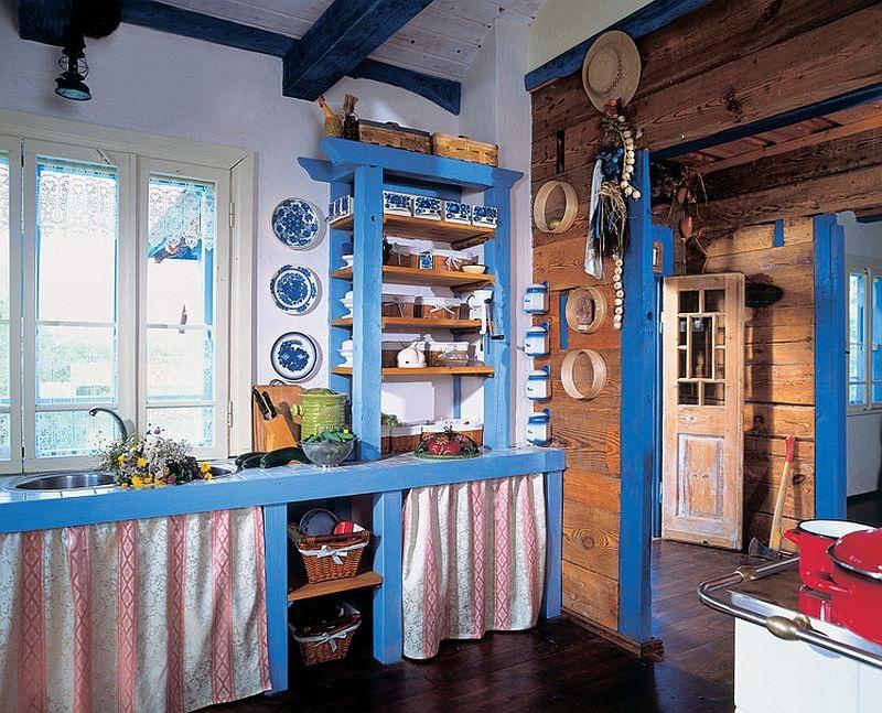 adelaparvu.com despre casa veche din lemn colorata Foto Sylwester Rejmer (7)