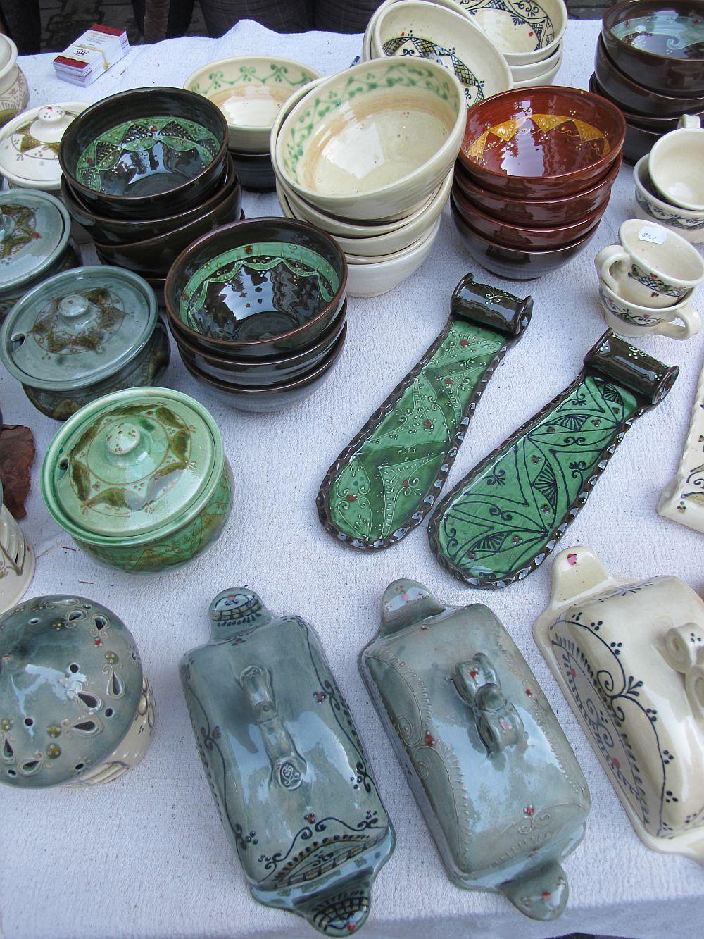adelaparvu.com despre lampi ceramica si obiecte fetru Kolozsi Ildi (15)