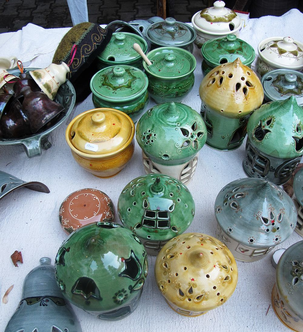 adelaparvu.com despre lampi ceramica si obiecte fetru Kolozsi Ildi (16)