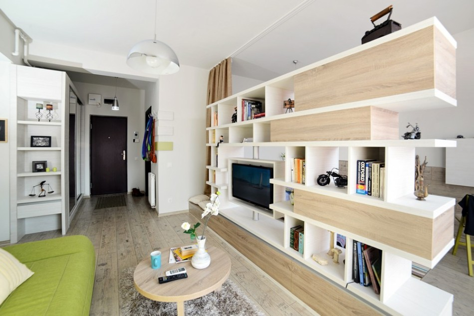 adelaparvu.com despre locuinta 40 mp Designer Cristina Bordoiu (6)