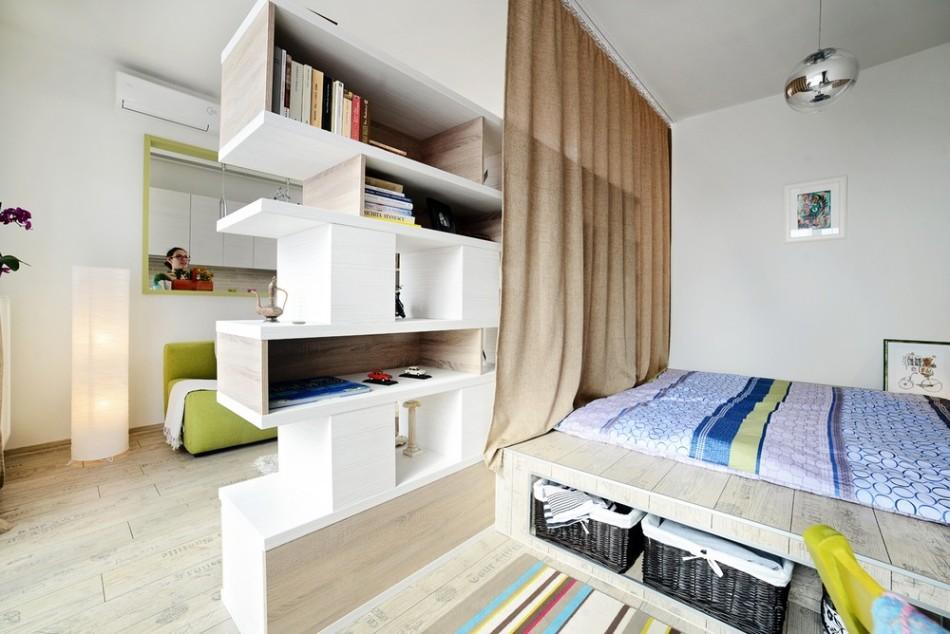 adelaparvu.com despre locuinta 40 mp Designer Cristina Bordoiu (8)