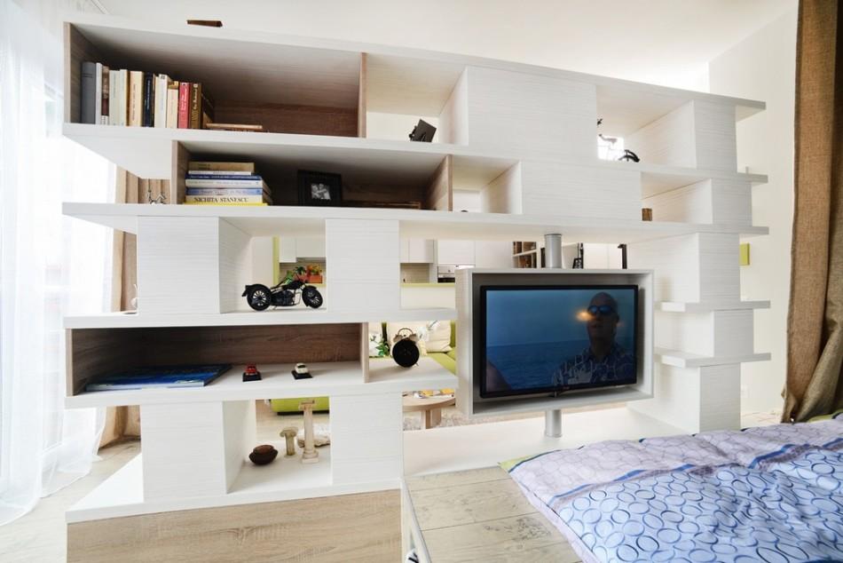 adelaparvu.com despre locuinta 40 mp Designer Cristina Bordoiu (9)