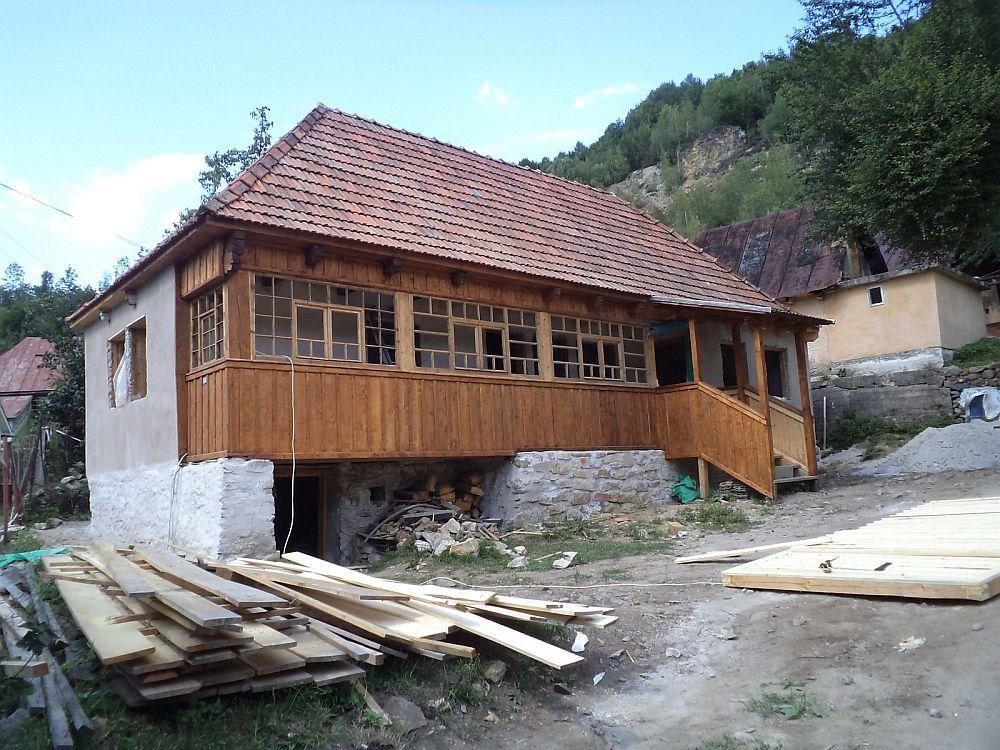 adelaparvu.com despre resturare casa taraneasca 364 Rosia Montana (5)