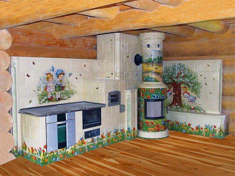 adelaparvu.com despre sobe pictate Zygmunt Kulig  (9)
