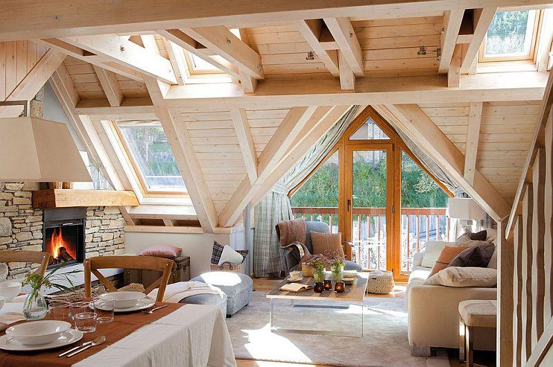 adelaparvu.com mountain cabin architecture Era Carrola, interior design Carolina Juanes (4)