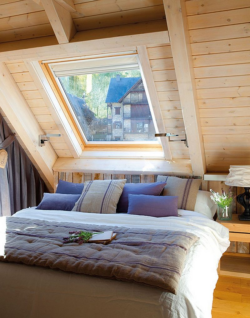 adelaparvu.com mountain cabin architecture Era Carrola, interior design Carolina Juanes (7)