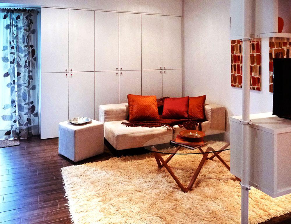 adelaparvu.com un garaj transformat in garsoniera Design Debbie Gliksman Urban Oasis (2)