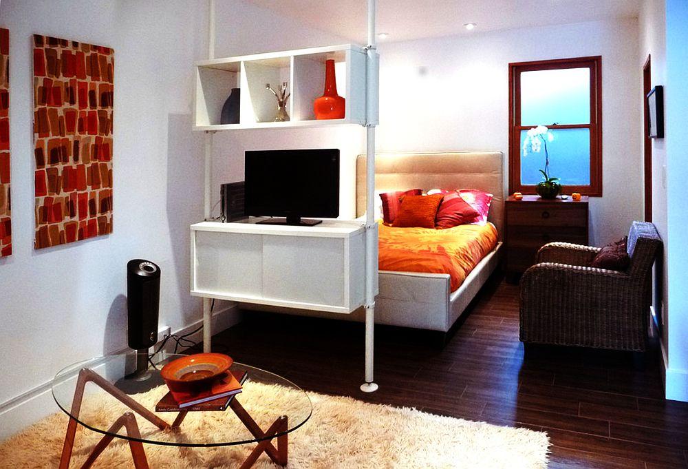 adelaparvu.com un garaj transformat in garsoniera Design Debbie Gliksman Urban Oasis (4)