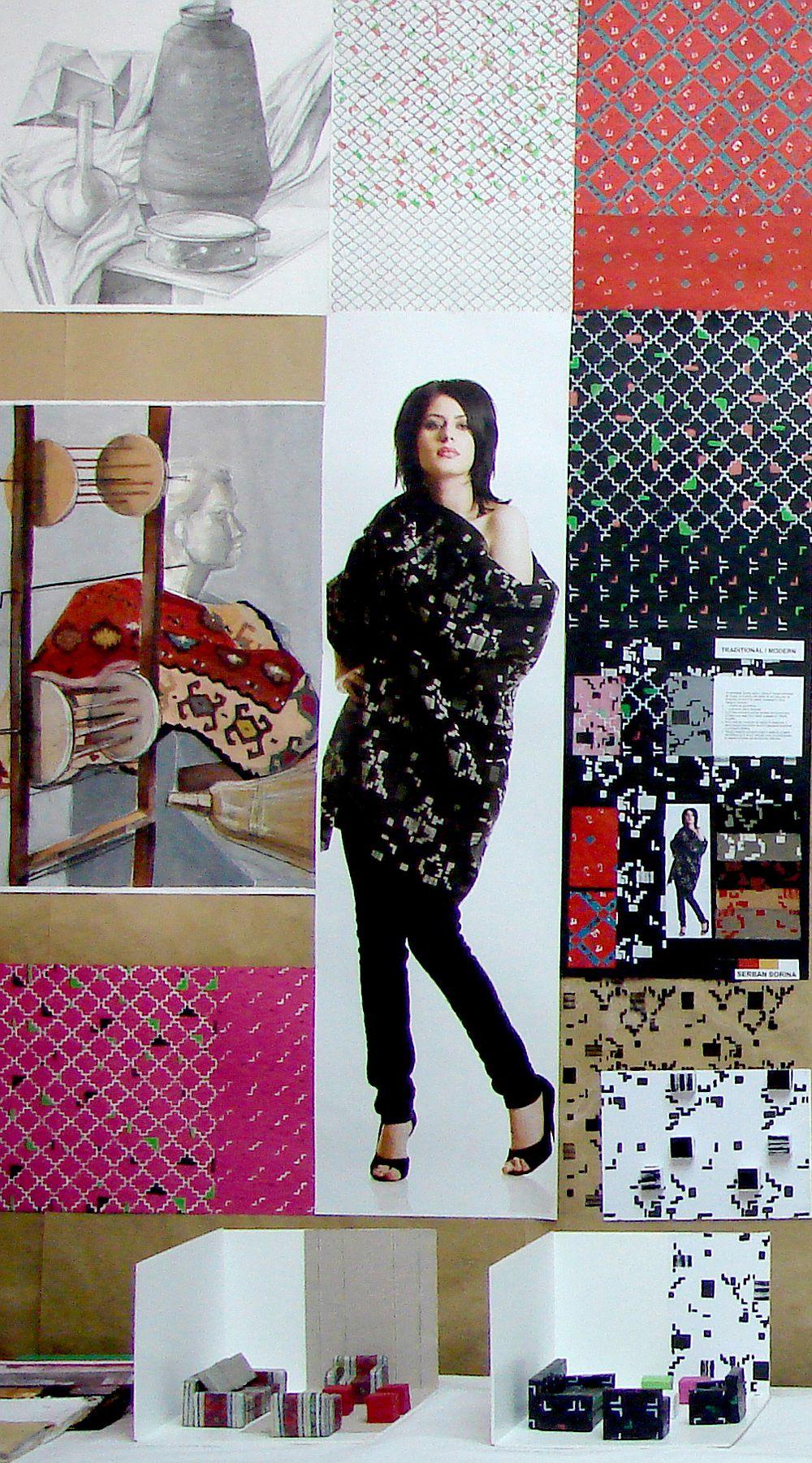 Expozitie de sfarsit de semestrul, Departament Arte si Design Textil UNArte (2)