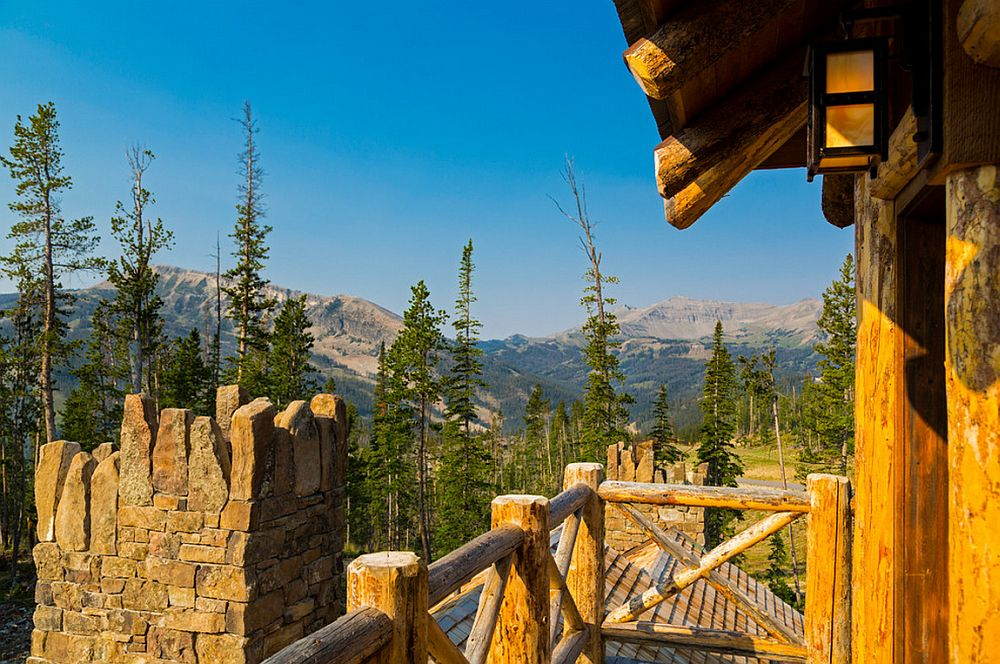 adelaparvu.com about Foxtail residence in Yellowstone Club, Big Sky, Montana, architect Faure Halvorsen Architects, Photo Karl Neumann (11)