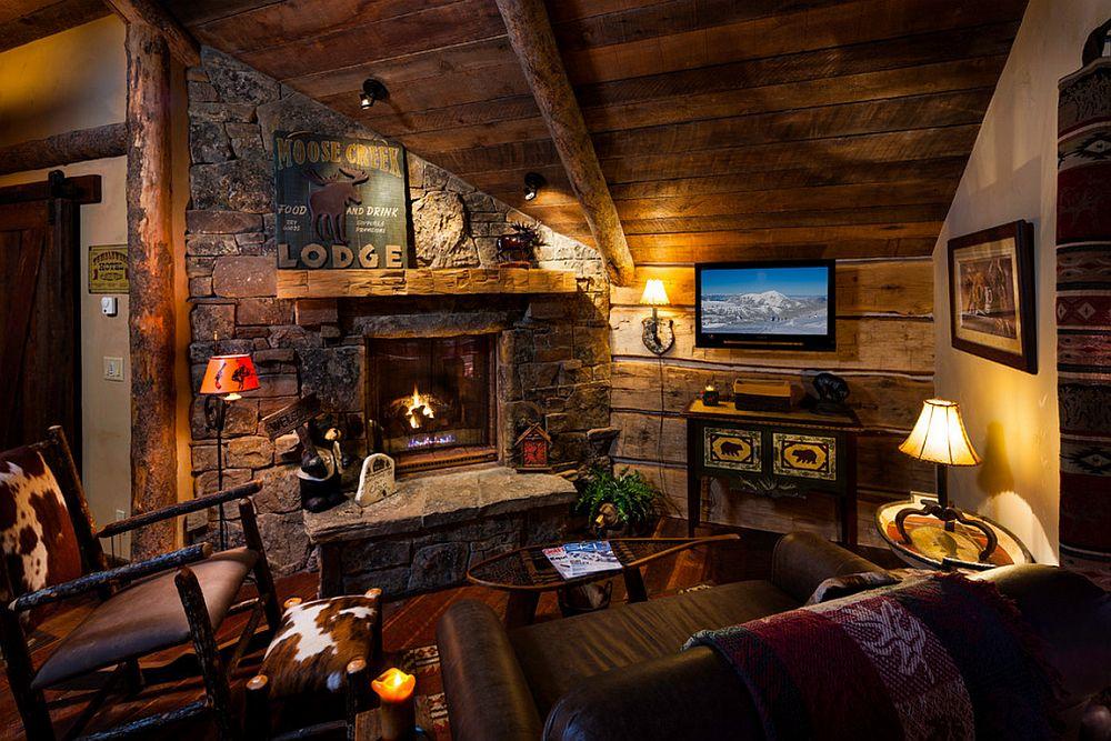 adelaparvu.com about Foxtail residence in Yellowstone Club, Big Sky, Montana, architect Faure Halvorsen Architects, Photo Karl Neumann (3)