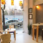 adelaparvu.com about Franklin 9 showroom caffe in downtown Bucharest (14)
