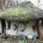 adelaparvu.com about Michael Buck s cob house, Photo John Lawrence, The Telegraph
