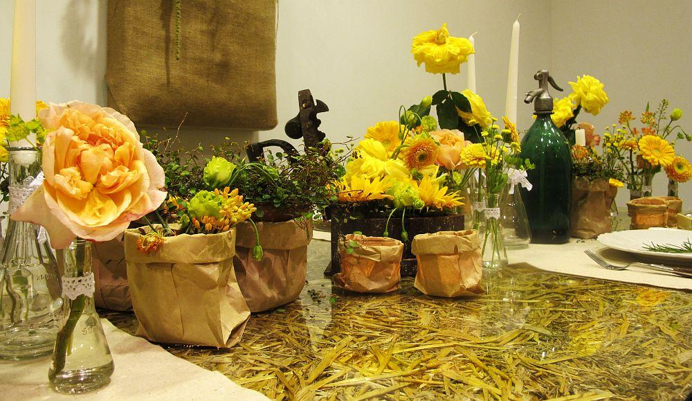 adelaparvu.com about Romanian wedding theme, Floraria Iris stand, floral designer Nicu Bocancea (22)