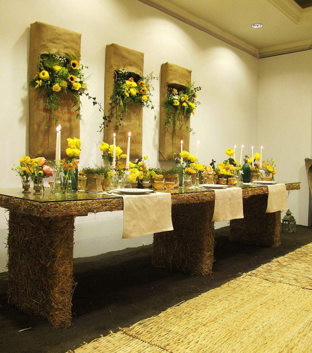 adelaparvu.com about Romanian wedding theme, Floraria Iris stand, floral designer Nicu Bocancea (24)