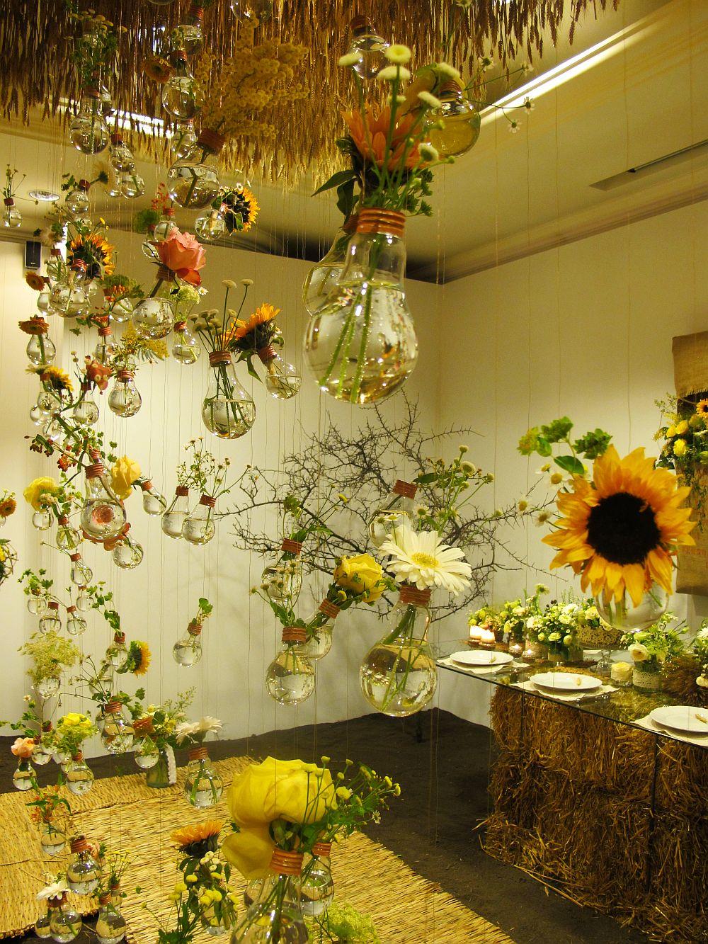 adelaparvu.com about Romanian wedding theme, Floraria Iris stand, floral designer Nicu Bocancea (29)