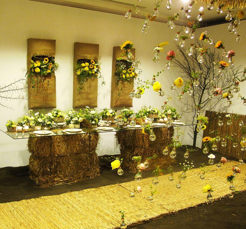 adelaparvu.com about Romanian wedding theme, Floraria Iris stand, floral designer Nicu Bocancea (30)