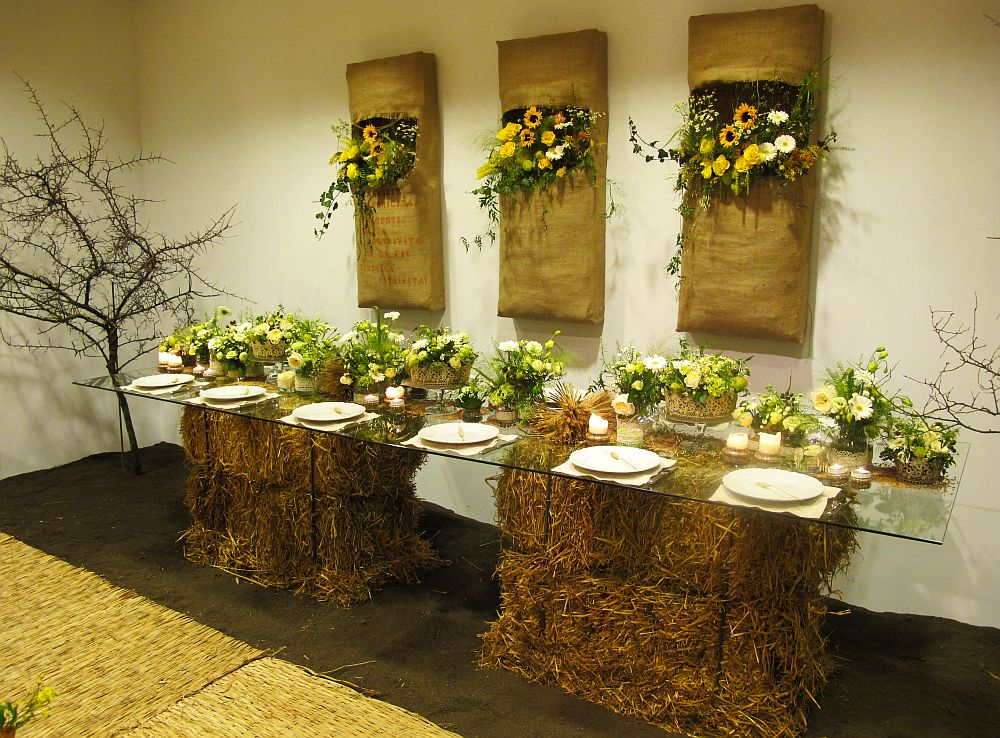 adelaparvu.com about Romanian wedding theme, Floraria Iris stand, floral designer Nicu Bocancea (4)